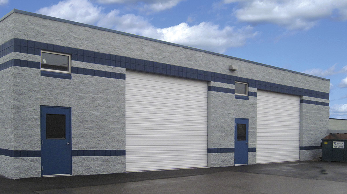 Commercial Martin Garage Doors